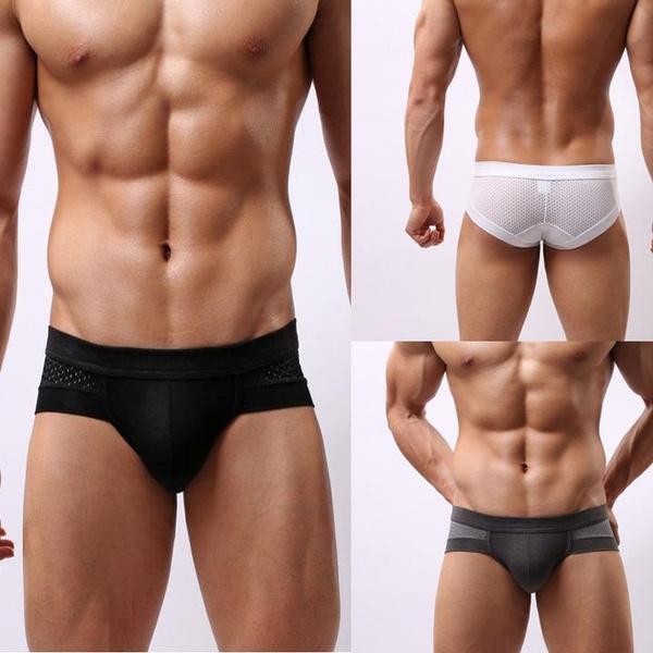 Underwear, Shorts, Breathable, Briefs