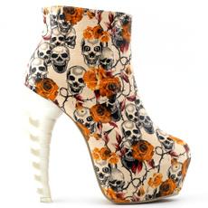 Zip, Womens Shoes, Pump, High Heel