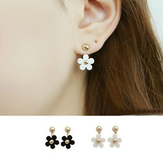 daisyearring, cartilagestud, Fashion, Jewelry