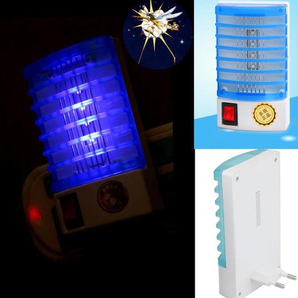 led, Electric, electricshockmosquitokillinglamp, mosquitocontrol