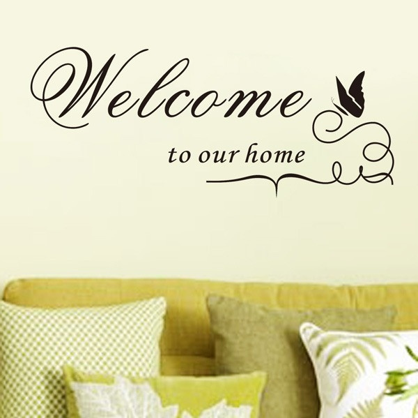 Home Decor, Stickers, Wallpaper, homeampliving