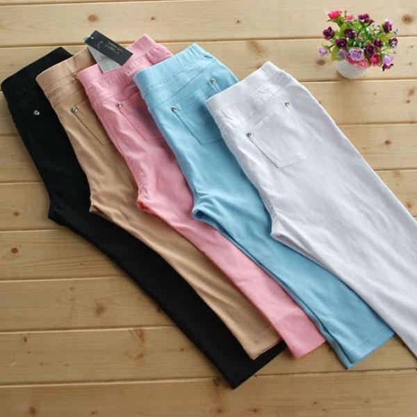 Women Pants, Summer, Leggings, trousers
