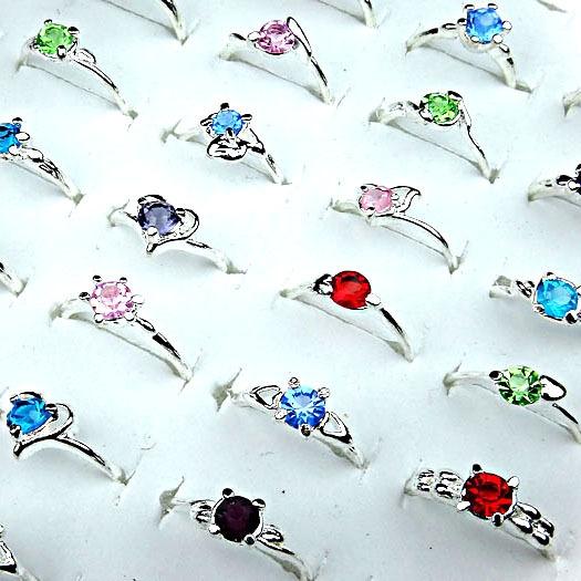Silver Jewelry, Fashion, Jewelry, cubiczirconiaringssterlingsilver