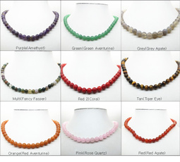 Necklace, amethystnecklace, Fashion, Choker