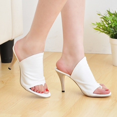 Summer, Flip Flops, Plus Size, Slippers