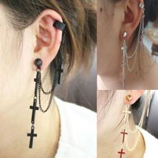 Goth, Fashion, Stud Earring, gothic