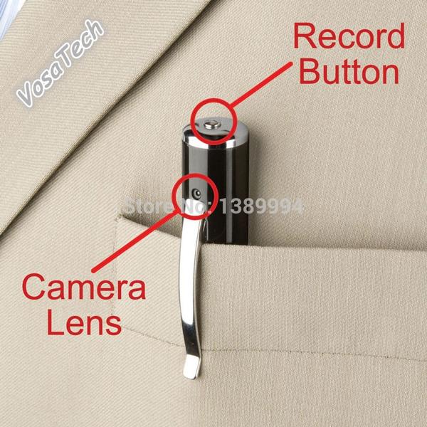 Mini, Spy, pencamera, Webcams