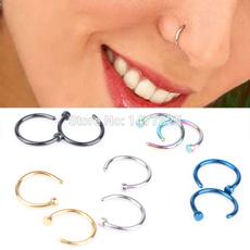 Fashion, Jewelry, nosehoop, body Piercing
