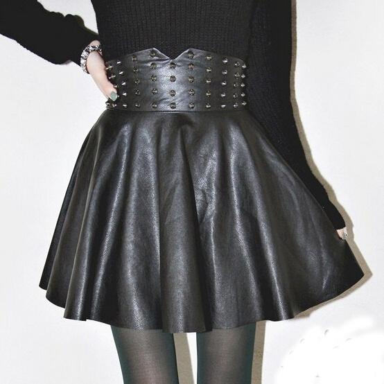 winter fashion, Mini, Fashion, newwinterskirt