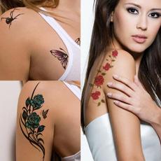 butterfly, tattoo, Sex Product, faketattoosticker