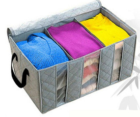 bagcharcoal, sweaterorganizerbox, Fashion, Charcoal