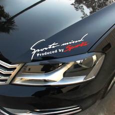 Car Sticker, autosticker, reflectivesticker, hoodsticker