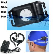 swimmingmp3, Earphone, Waterproof, swimmp3