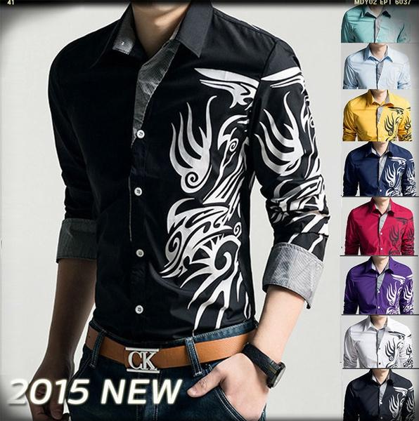 camisamasculina, slim, Shirt, Sleeve
