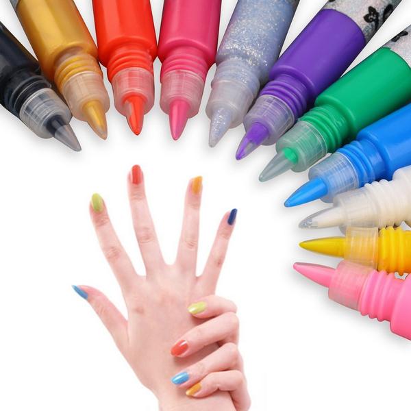 art, Beauty, Nail Paint, Health & Beauty