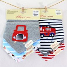 infantbib, Fashion, babybib, triangularscarf