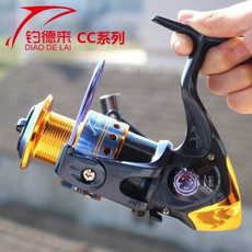 spinningreel, baitcastingreel, carpreel, Fishing Tackle
