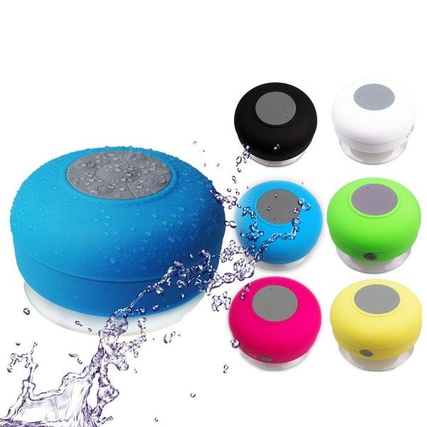 Mini, Bathroom, waterproofbathroombluetoothspeaker, waterproofspeaker