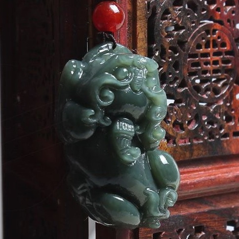 Jewelry, jade, hetianjadependant, Men's Jewelry