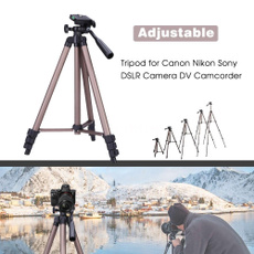 portable, Nikon, aluminium, cameratripod