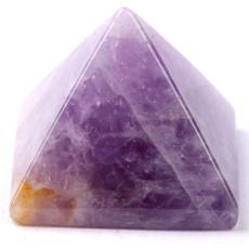 healing, Stone, pyramid, Natural