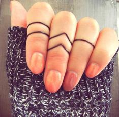 Fashion, Jewelry, Simple, fashion ring