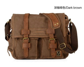 Vintage, laptophandbagmessengershoulderbag, Men's Fashion, Messenger Bags
