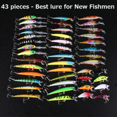 Lures, bait, Bass, Fishing Lure