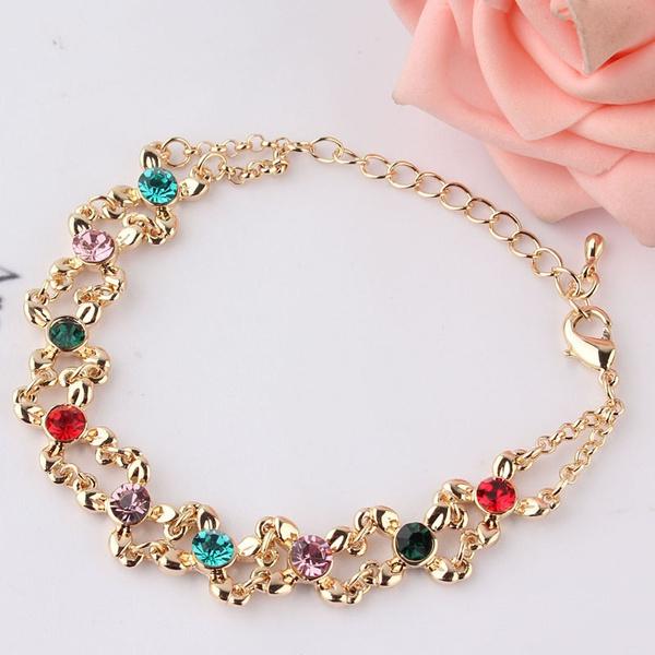 yellow gold, bangle bracelets, Fashion, Jewelry