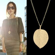 leafpendantnecklace, Exquisite Necklace, leaf, Jewelry