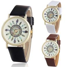 quartz, fashion watches, leather, wristwatch