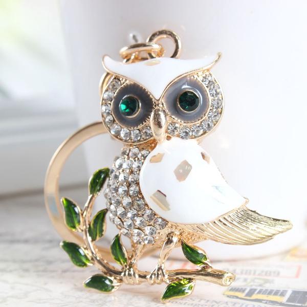women bags, Owl, Crystal Jewelry, cute