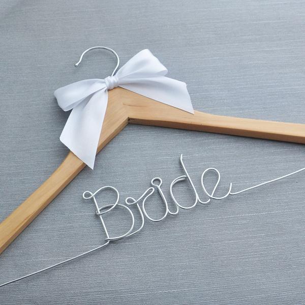 bridesmaidhanger, Gifts, Bride, Coat