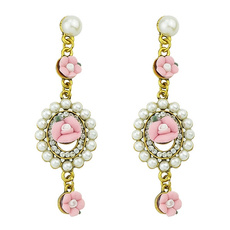 Women's Fashion, cute, longhangingearing, Dangle Earring