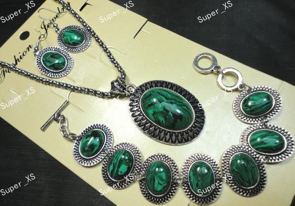 Stone, Set, Jewelry, Tops