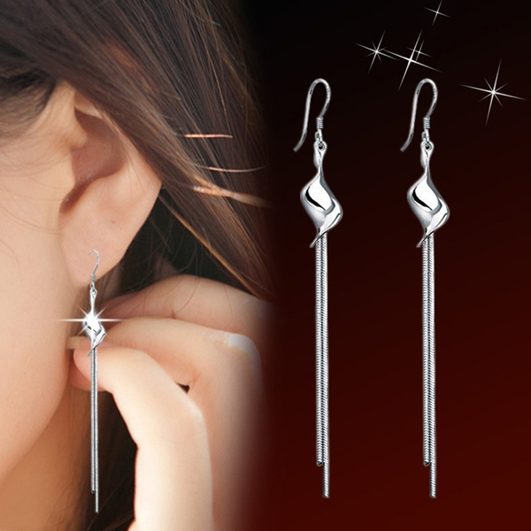 Tassels, Fashion, Jewelry, korean style