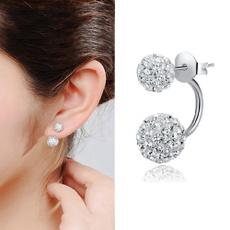 Ball, Jewelry, Earring, shamballa