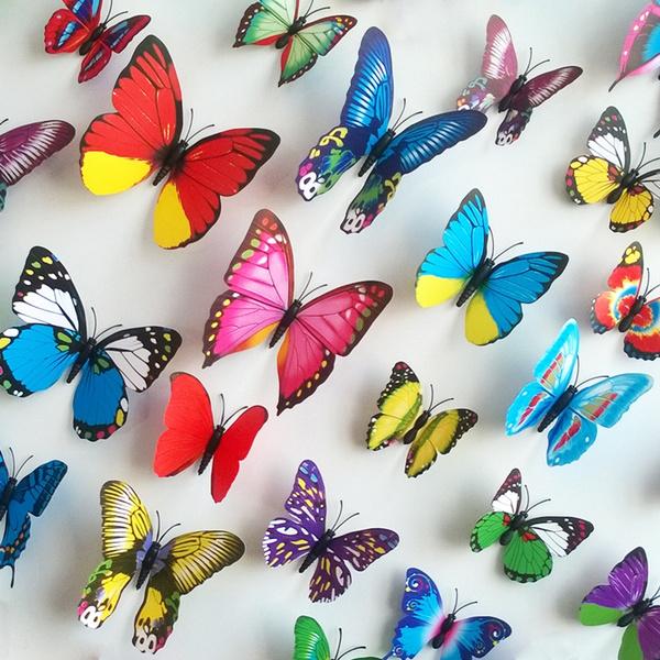 butterfly, Home & Kitchen, Decor, Butterflies