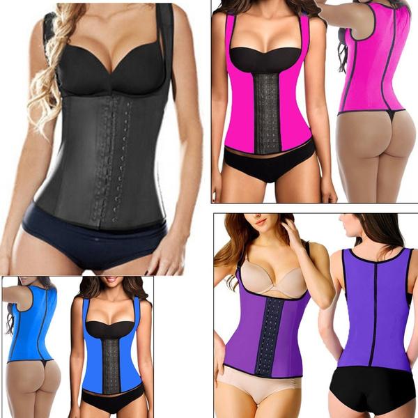Steel, waisttrainervest, Vest, slimmingshapewearshaper
