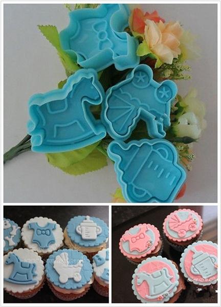 kitchentoolsampgadget, cakecuttertool, Plastic, Baby Toy