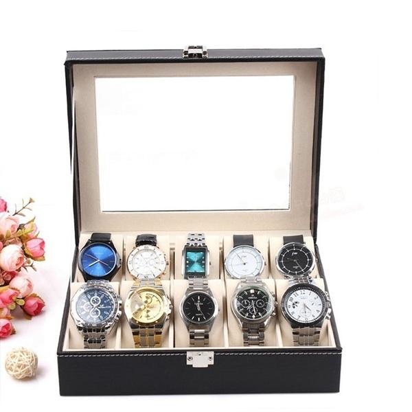 case, Box, watchboxaluminium, Gifts