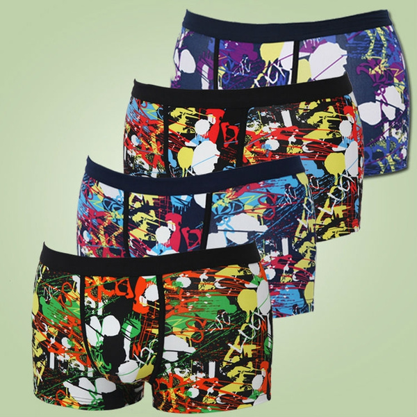 Underwear, Shorts, Men, Panties