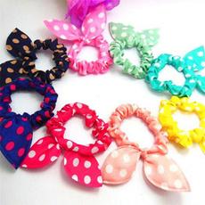 rabbitearhairband, Rope, headwear, womensaccesorie