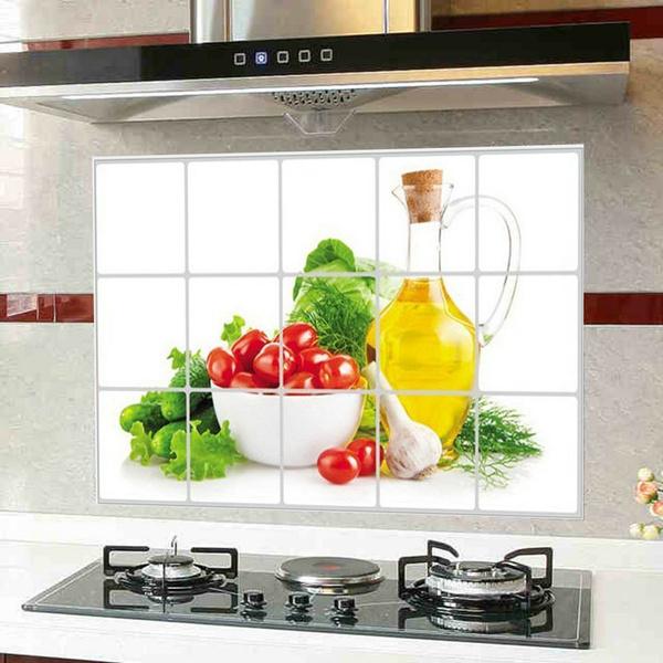 decoration, Kitchen & Dining, antistain, Waterproof