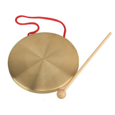 Copper, coppercymbal, purecoppersmallgong, altohandgong