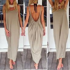 Strapless Dress, Fashion, clubwear, long dress