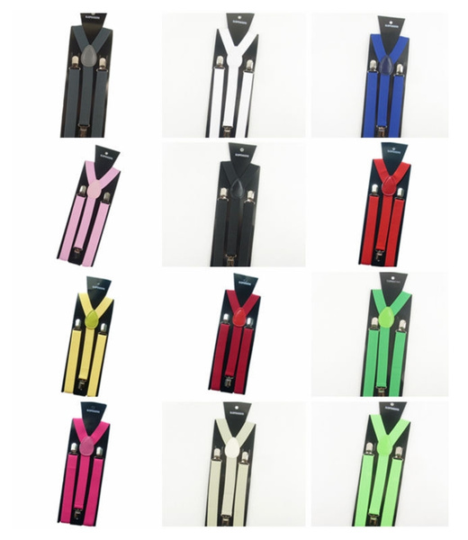 suspenders, useful, Colorful, Elastic