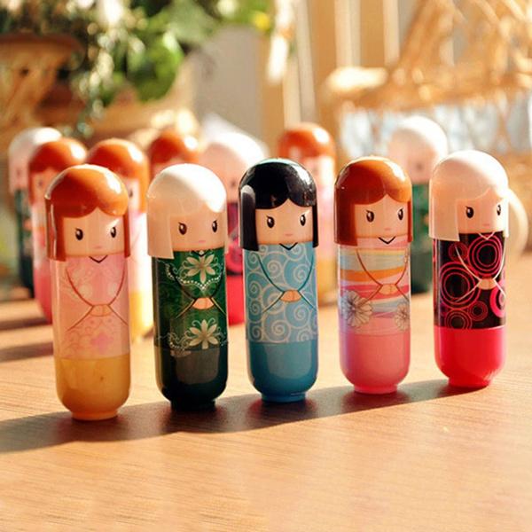 Kawaii, cute, gloss, Lipstick