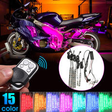 motorcycleaccessorie, motorcyclelightstrip, Lighting, led