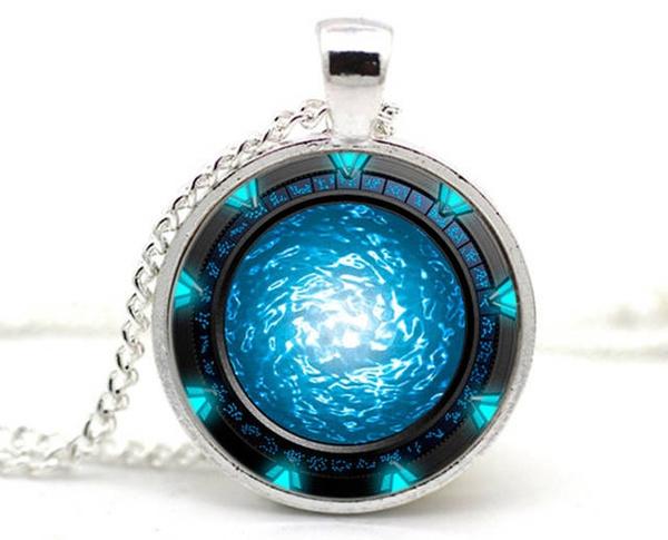 geek cufflinks, naquadah, Jewelry, sg1